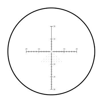 Aztec DYND-1 Reticle